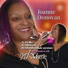 Joanne's CD cover
