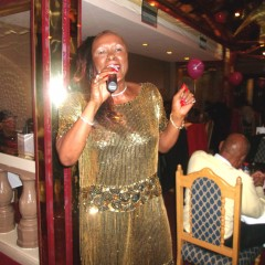 Deloris at Breast cancer Fund Raising Oct. 2014