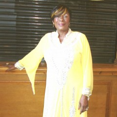 Deloris Francis at Dinner & Dance JA's 2013