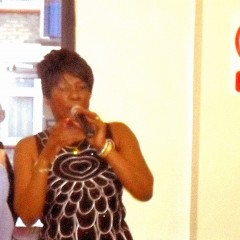 My Picture Deloris Francis at Tea Dance Show 385